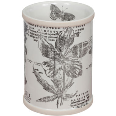 jcpenney.com | Creative Bath™ Sketchbook Botanical Toile Tumbler