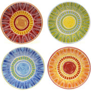 Tapas Set of 4 Dessert Plates