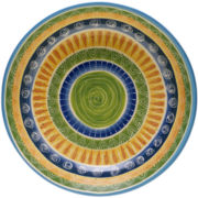 Certified International Tapas Round Serving Platter