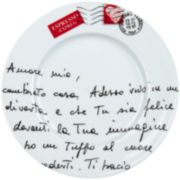 Konitz Coffee Bar Amore Mio Set of 4 Side Plates