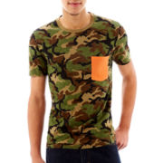 Arizona Camo Pocket Tee
