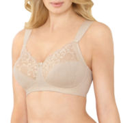 Glamorise® Soft Shoulder Full-Figure Bra - 9810