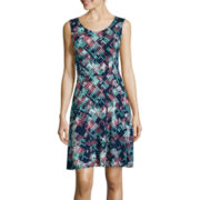 a.n.a® Fit-and-Flare Sundress