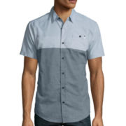 DC Shoes® Fine Line Short-Sleeve Woven Shirt
