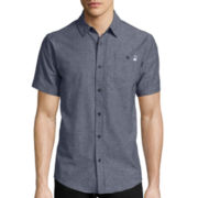 DC Shoes® Structure Short-Sleeve Woven Shirt