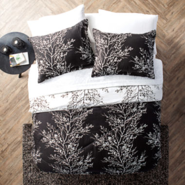 jcpenney.com | VCNY Leaf 7-pc. Comforter Set