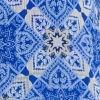 Bold Blue Print