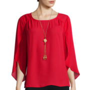 Alyx® Tulip Sleeve Top