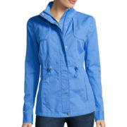 St. John's Bay® Long-Sleeve Anorak Jacket