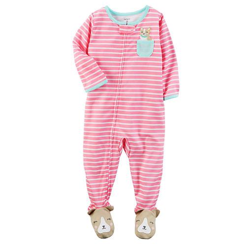 Carter's Toddler Girls 1 pc Pajama