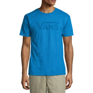 jcpenney.com | Vans Short Sleeve Vans Blu Faint Tee