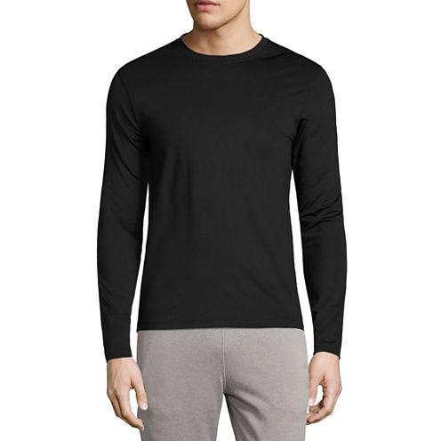 Xersion Long Sleeve Cool Gear Crew T-Shirt
