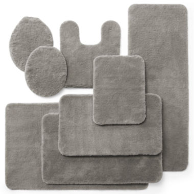 jcpenney.com | Royal Velvet® Plush Bath Rug Collection