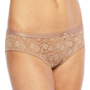 Flirtitude® Lace Boykini Panties
