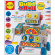 Build & Roll Robot Kit