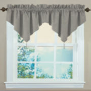 Sound Asleep™ Rod-Pocket Ascot Valance