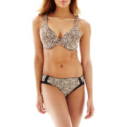 Ambrielle® Everyday Full-Figure Bra or Cotton-Blend High-Cut Panties