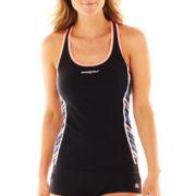 Zero Xposur® Racerback Tankini Swim Top
