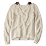 Joe Fresh™ Novelty Sweater - Girls 4-14