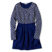Joe Fresh™ Dotty Dress - Girls 4-14