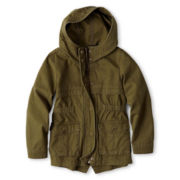 Joe Fresh™ Twill Cargo Jacket - Girls 4-14