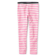 Joe Fresh™ Striped Leggings - Girls 1t-5t