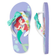 Disney Ariel Flip Flops - Girls