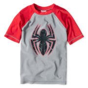 Spider-Man Rashguard - Boys 6-10