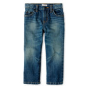 Joe Fresh™ Medium Wash Jeans - Boys 4-14