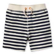 Joe Fresh™ Slash Patch Pocket Shorts - Boys 1t-5t