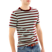 Arizona Heavyweight Striped Tee
