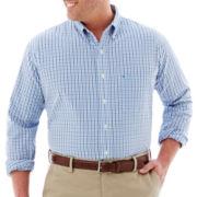 IZOD® Essential Woven Shirt-Big & Tall