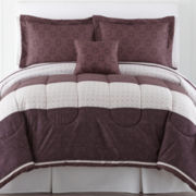 Hadley 7-pc. Complete Bedding Set with Sheets Collection