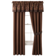 Home Expressions™ Corinthian Curtain Panel Pair