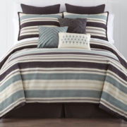 JCPenney Home™ Sonoma Chenille Comforter Set & Accessories