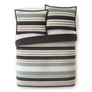 JCPenney Home™ Sonoma Chenille 4-pc. Comforter Set