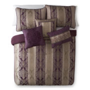 Home Expressions™ Toulouse 7-pc. Jacquard Comforter Set