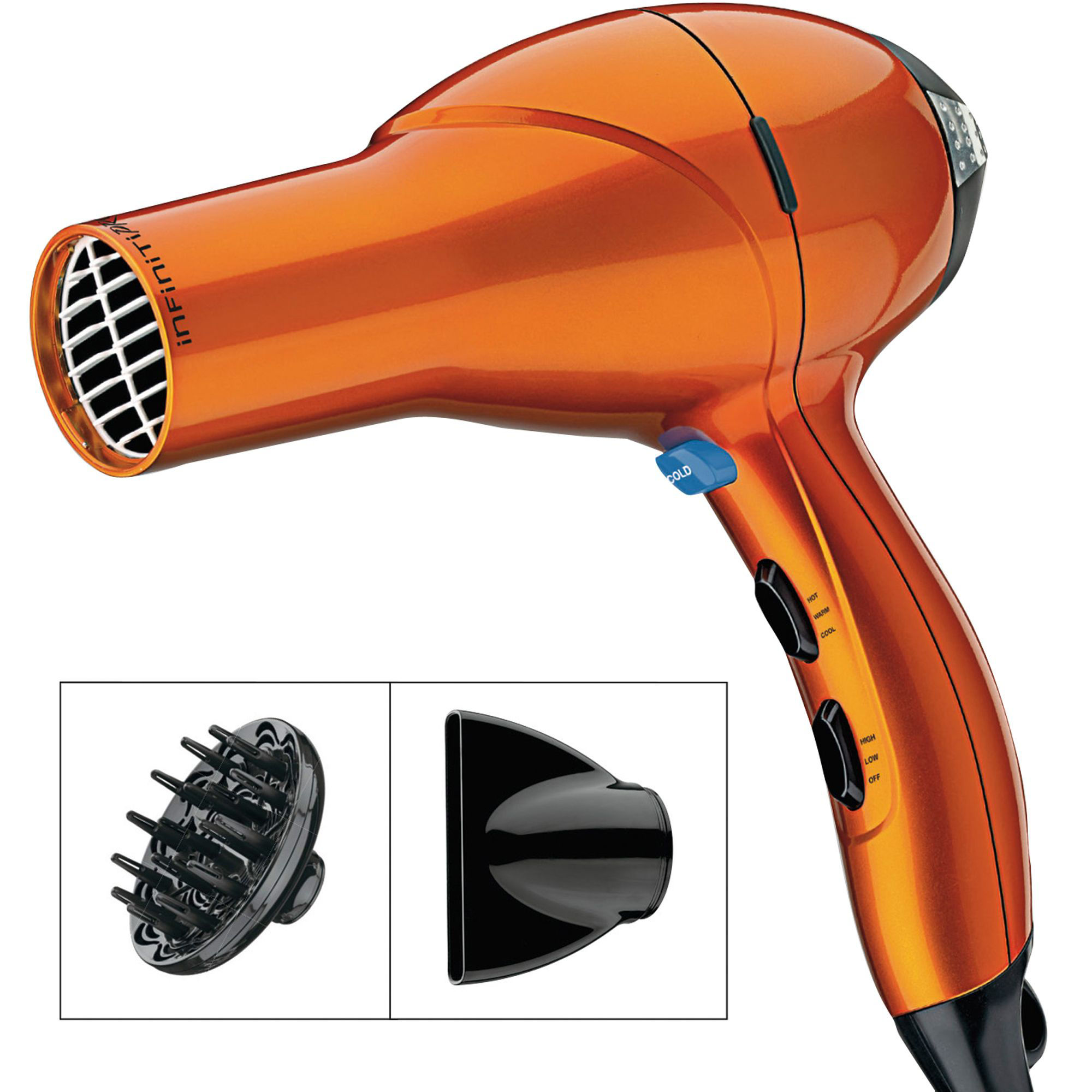 Infiniti Pro by Conair AC Hair Dryer
