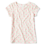 Arizona Favorite Dot Tee - Girls 6-16 and Plus
