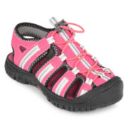 Arizona Lil Sammy Girls Sport Sandals - Little Kids/Big Kids