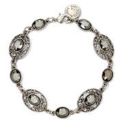 Liz Claiborne® Marcasite Flex Bracelet