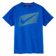 Nike® Short-Sleeve Legacy Graphic Dri-FIT Tee – Boys 8-20