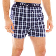 IZOD® Woven Boxers