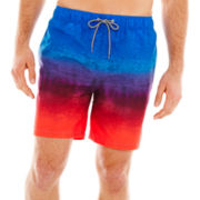 Arizona Printed Swim Trunks