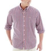 Dockers® Long-Sleeve Roadmap Shirt–Big & Tall