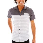 Zoo York® Clean Break Short-Sleeve Woven Shirt