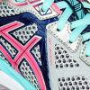Gray/pink/navy
