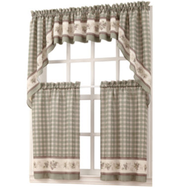 jcpenney.com | Berkshire Kitchen Curtains