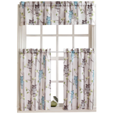 jcpenney.com | Hoot Kitchen Curtains