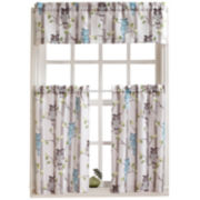 Hoot Kitchen Curtains
